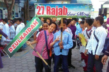 Foto-foto Pawai Ta`aruf Menyambut Ramadhan 1438 H