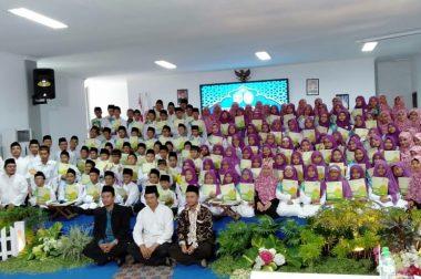 Bertahap, SD Plus Rahmat Perbanyak Generasi Quran